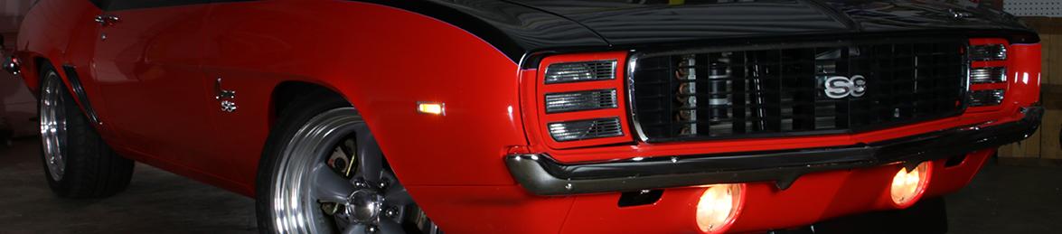 1968 Chevrolet Camaro Accessories