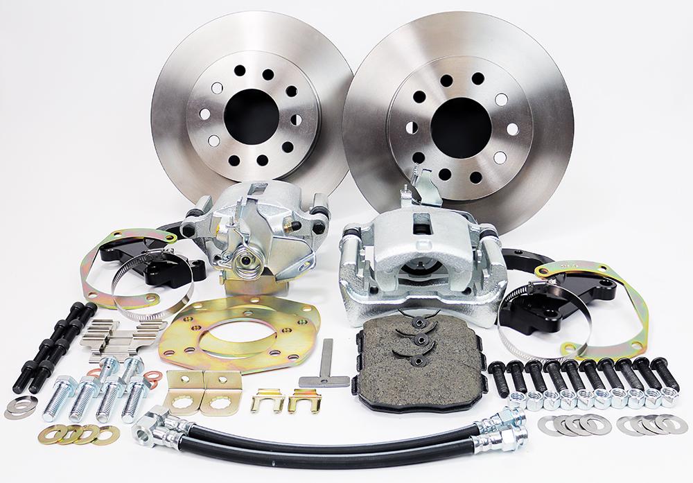 DB1300BR - Legend Series Rear Disc Brake Conversion Kit for Mopar 8-3/4